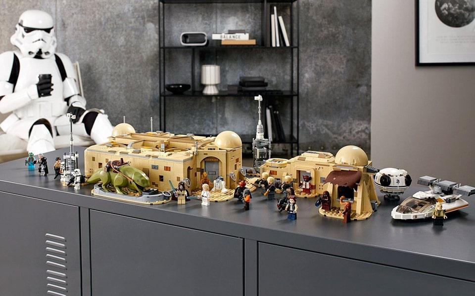 LEGO Star Wars Mos Eisleys Cantina
