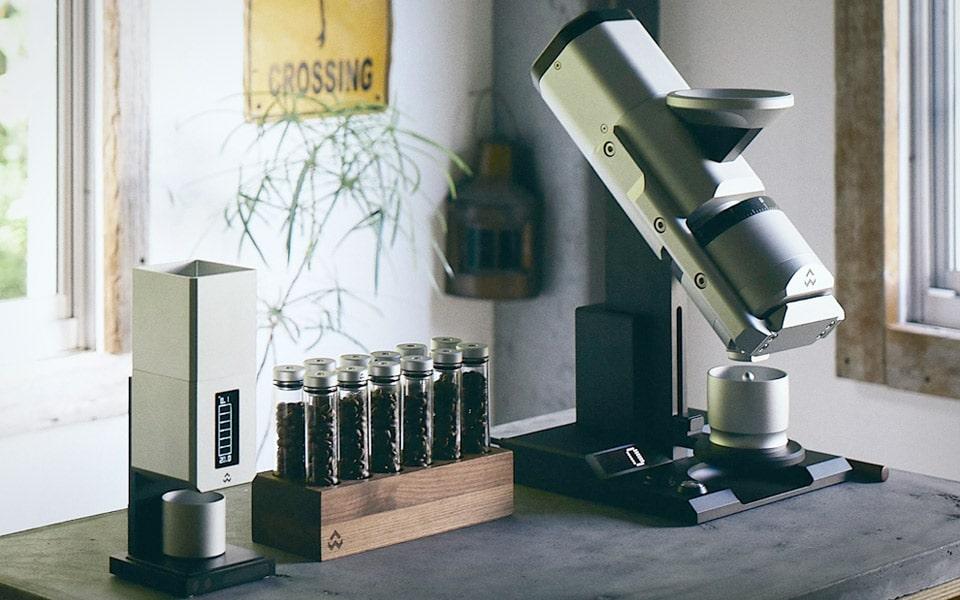 Weber Workshops Onyx EG-1 Kaffekværn