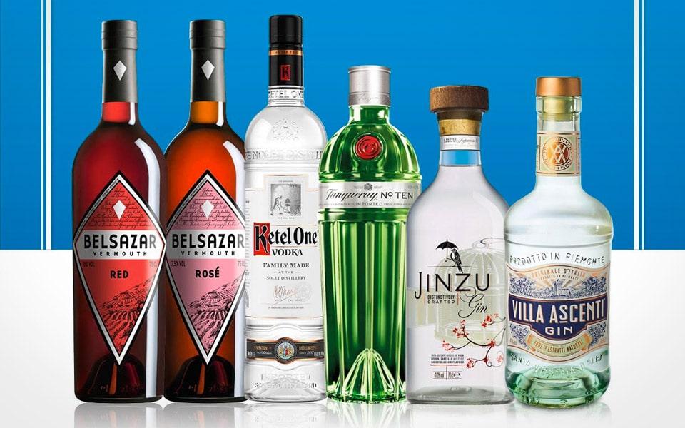 Deltag i eksklusiv gin- og cocktailsmagning med et lækkert udvalg
