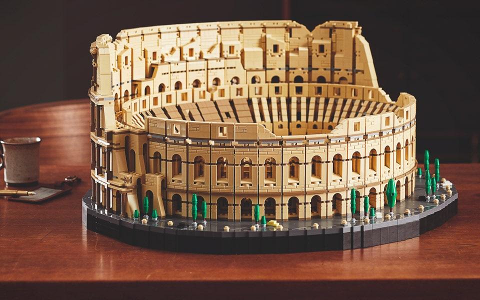 LEGO Colosseum er deres største sæt nogensinde