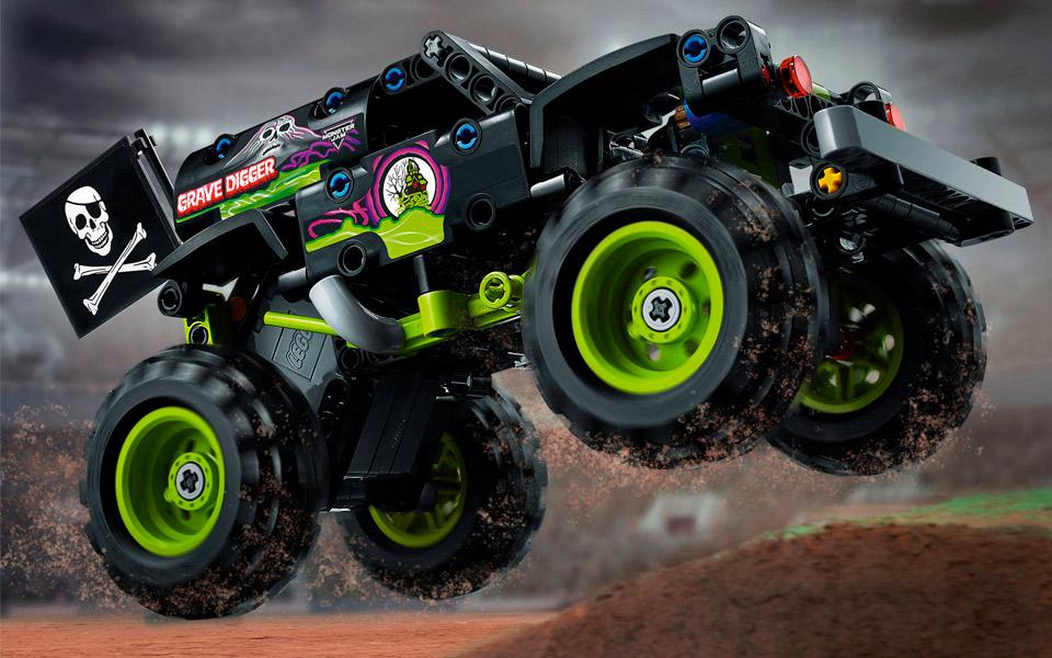 LEGO Monster Jam Grave Digger