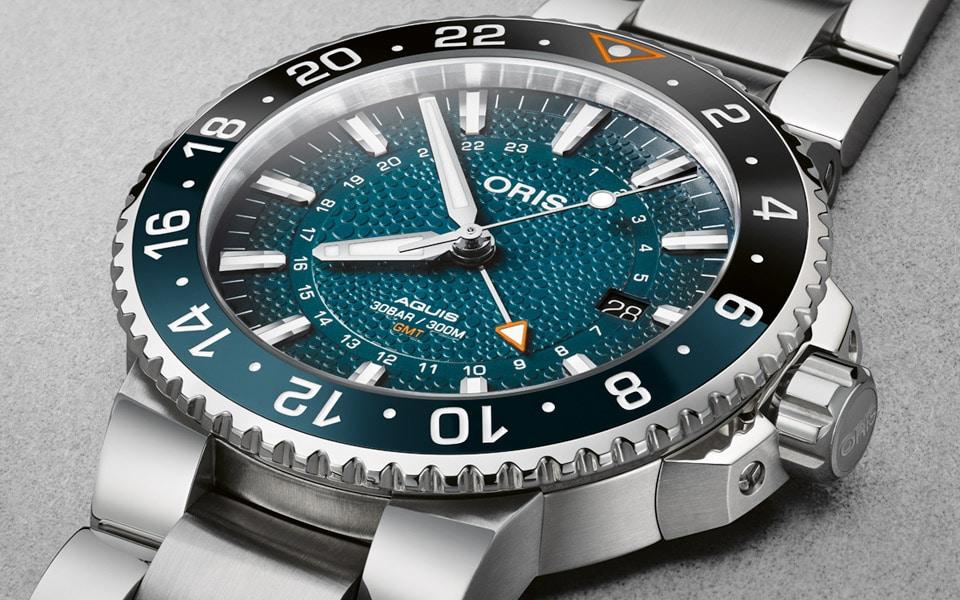 Oris lancerer limiteret ur inspireret af verdens største fisk