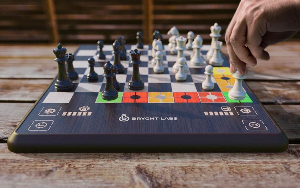 ChessUp lærer dig at spille skak