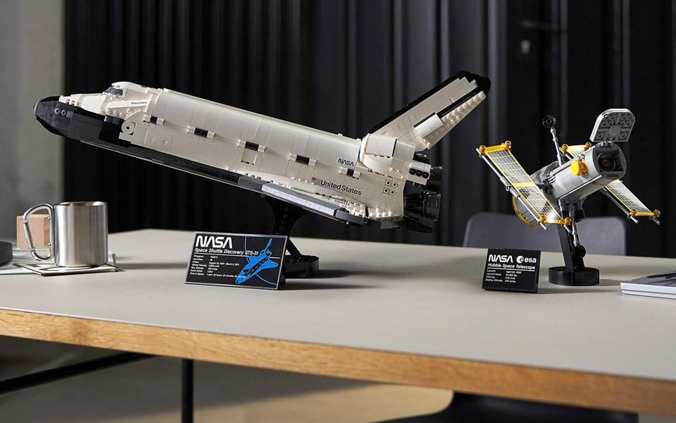 NASA-rumfærgen Discovery