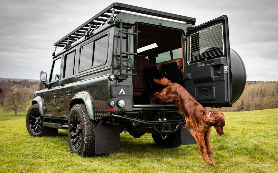 Arkonik THE CELT Land Rover Defender 110