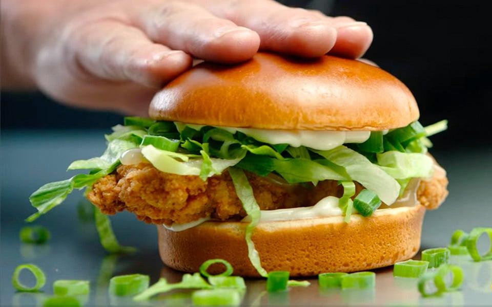 Her er Paul Cunninghams nye McDonald's burger
