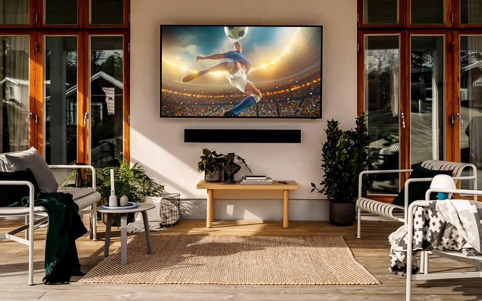 Samsungs nye TV forkæler dig indenfor og udenfor